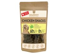 SPARROW Pet Chicken Snacks with CBD 150g