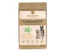 SPARROW Pet CannaMove® kruiden 100g