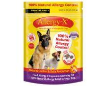Allergy-X Capsules voor Honden 50g