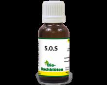 Bio-Bachbloesem S.O.S 20ml