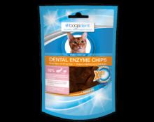 bogadent DENTAL ENZYME CHIPS FISH cat 50 g