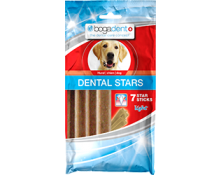 bogadent DENTAL STARS dog 7 pcs/180 g