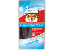 bogadent PLAQUE-STOP STICKS MINI dog 100 g