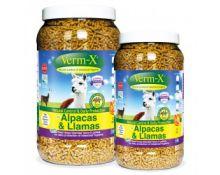Verm-X Brokjes voor Alpaca's en Lama's