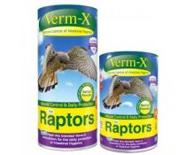 Verm-X Poeder voor Roofvogels